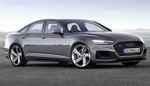2018 Audi RS6 Sedan And Avant Redesign  Reviews Specs