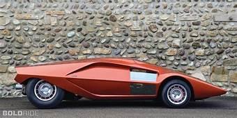 1970 Lancia Stratos HF Zero  Gear Patrol Supersport