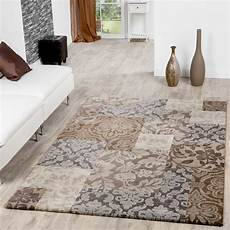 wohnzimmer teppiche moderner teppich wohnzimmer barock design ornamente