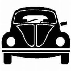 Vw Käfer Silhouette - free vw clipart search silhouette vinyl