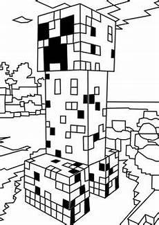 Minecraft Figuren Malvorlagen Printable Roblox Minecraft Enderman Coloring Page