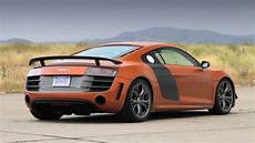 2012 Audi R8 Gt Test