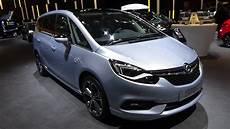 2017 Opel Zafira Exterior And Interior Auto Show