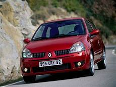 1998 2001 Renault Clio Ii Top Speed