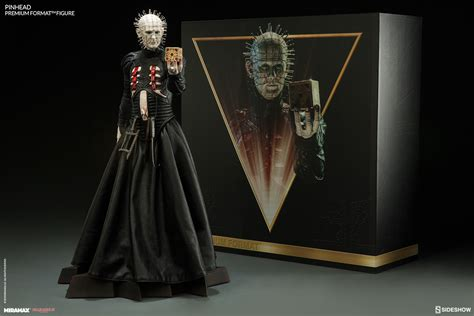 Female Pinhead Figure
