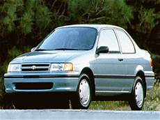blue book used cars values 1992 toyota tercel seat position control 1994 toyota tercel sedan 2d used car prices kelley blue book