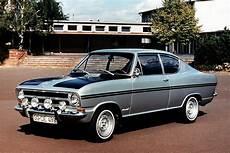 Tradition 50 Jahre Opel Kadett B Opel Kadett Das Auto