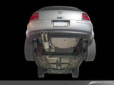 awe tuning golf mk4 1 8t performance exhaust awesome gti