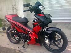 Modifikasi Motor Honda Revo Absolute by Kumpulan Variasi Motor Absolute Revo Modifikasi Yamah Nmax