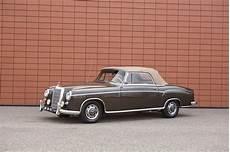 1958 1960 mercedes 220 se cabriolet review