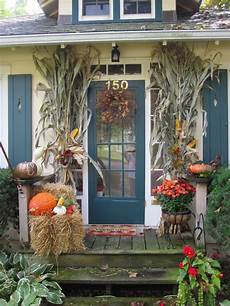 Decorations For The Outside by The Cooper S Outdoor Fall Decorations