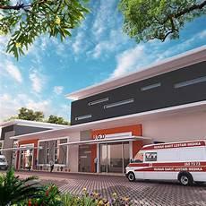 Desain Rumah Sakit Multidesain Arsitek Contoh Gambar Rumah