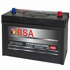 lkw batterie 120ah 980a en 12v shd starterbatterie