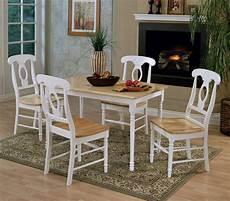 Furniture Kitchen Sets Damen Rectangular Dining Room Set W Napoleon Chairs