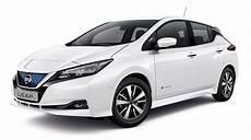 varianten und preise der nissan leaf 2018 elektroauto