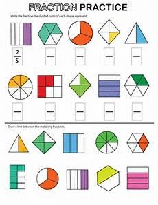 fraction practice worksheets fraction review worksheet worksheet education com