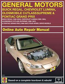 hayes auto repair manual 1995 pontiac grand prix on board diagnostic system 1995 pontiac grand prix haynes online repair manual select access ebay