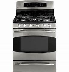 ge profile 30 quot free standing gas range with baking drawer