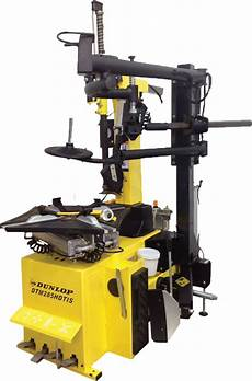 dunlop tyre changers machines