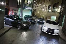 Lexus Outsells Mercedes Benz BMW And Audi In The US