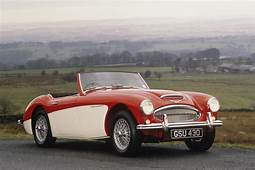 Austin Healey 3000  Best Classic Sports Cars