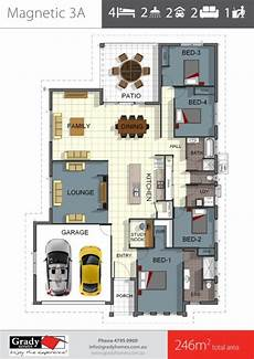 house plans townsville 4 bedroom house floor plan with lounge study magnetic