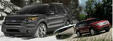 2016 Ford Explorer Towing Capacity