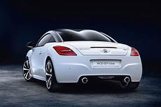Peugeot Rcz Gt Line Revealed With Sportier Look For Basic