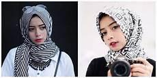 Gambar Tutorial Untuk Muka Lebar Ragam Muslim