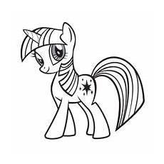 Kostenlose Malvorlagen My Pony My Pony Ausmalbild 06 Bubakids