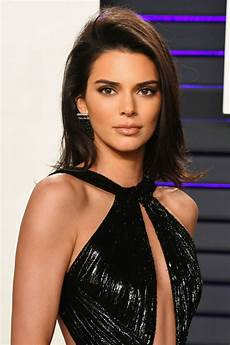 Kendall Jenner At Vanity Fair Oscar Party In Beverly Hills