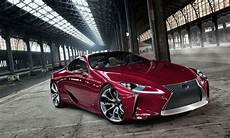 lexus lf lc production model