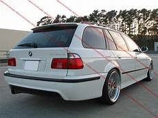 Bmw E39 Kombi - spoiler alettone posteriore bmw e39 station wagon ebay