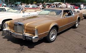 Lincoln Continental Mark IV  Wikipedia