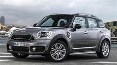 2018 mini cooper s e countryman all4 drivers notes review
