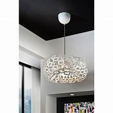 Luminaire Suspension Design Ajour 233 M 233 Tal Blanc
