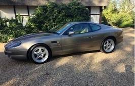 For Sale 1996 Aston Martin DB7 Coupe 32 FH LOW MILEAGE