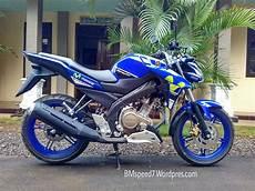 Modifikasi Motor Vixion 2016 by Yamaha Vixion Tumbangkan Xabre R15 Dan Byson Injeksi