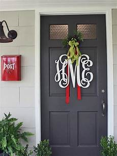 Decorations Front Door by 10 Door Decorations Diy