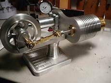 stirlingmotor selber bauen machining a horizontal stirling engine hackaday