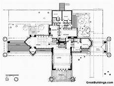 prairie house frank lloyd wright plan second floor plan ward w willits house 1901 highland