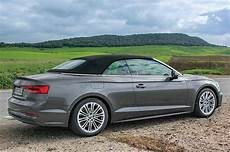 2017 Audi A5 Cabriolet Review Specifications Interior