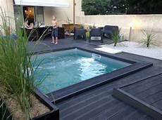 piscine coque carrée piscine carr 233