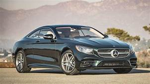 2018 Mercedes Benz S560 Coupe Review Delightful Luxury