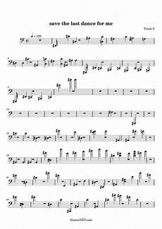 save the last dance for me sheet music save the last dance for me score hamienet com