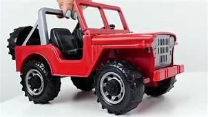 Carros  Jeep Coches Para Ni&241os Cars YouTube