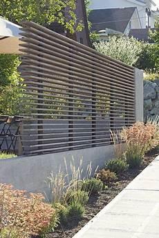 Sichtschutzzaun Aus Kunststoff - sichtschutzzaun kunststoff garten landschaftsbau