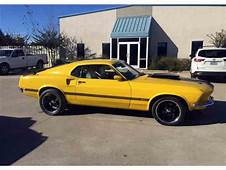 1969 Ford Mustang For Sale On ClassicCarscom  104 Available