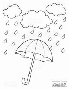 Gratis Malvorlagen Regenschirm Pdf Klikni Pro Dalš 237 235 384 Bastel Herbst Basteln Mit