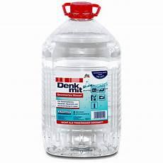 denkmit destilliertes wasser waschzubeh 246 r im dm shop
